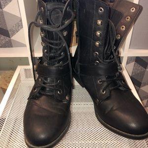 torrid Shoes - Black boots